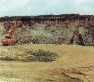 sito di estrazione pietre