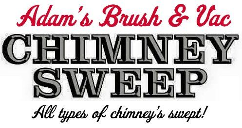 Adam's brush and vac - Chimney Sweep - All types of chimney sept Company logo