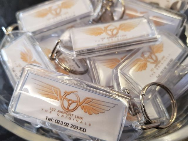 New business cards 2018 has brought us brand new business cards key rings airport boards and headed paper reheart Images