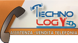 TECHNOLOGY ASSISTENZA VENDITA TELEFONIA - LOGO