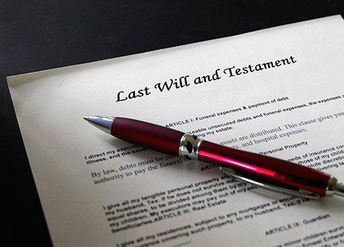 Appleton Wills & Estate Lawyers | Gabert, Williams, Konz