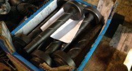 Rettifiche di tondi e lavorati particolari, meccanica, opere in metallo, cnc, controllo numerico
