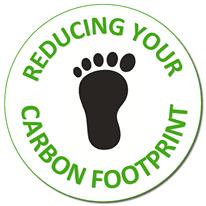 Foot print image