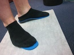 Orthotic-After, InMotion Health Center in St. Louis MO