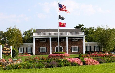 O Brien Funeral Home In Wall Brick New Jersey