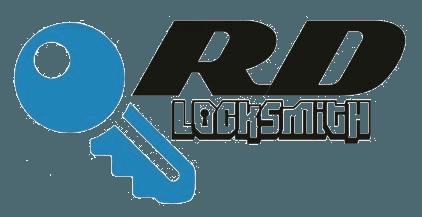 RD Locksmith logo
