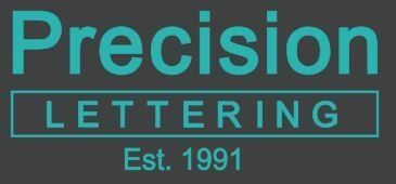 Precision Signs logo