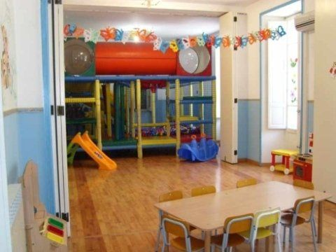 servizio mensa, assistenza per infanzia, asili nido
