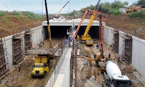 New bridge building