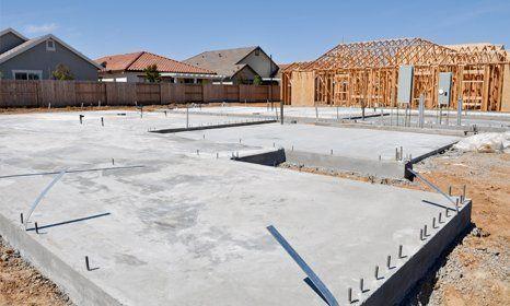 Foundation constructions