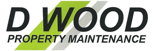 D Wood logo