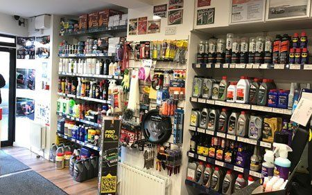 Quality Car Parts And Accessories At Parts Garage Ltd