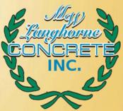 Concrete Work Manassas Va Mw Langhorne Concrete Inc