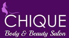 Chique Body & Beauty Salon logo