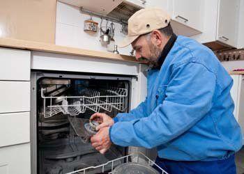 riparazione di lavastoviglie