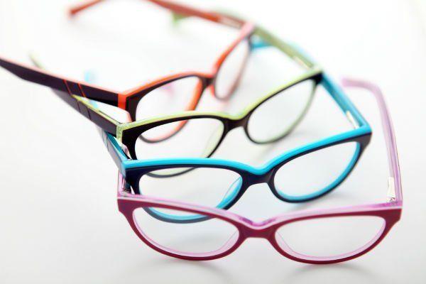 Linea occhiali di tendenza