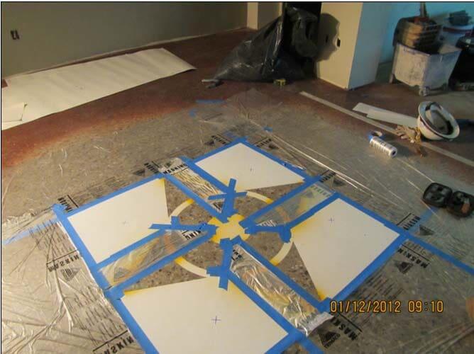 Concrete Floors Tucson Az Casas Custom Floor Care Llc
