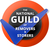 The National Guild of Removers & Storers Logo