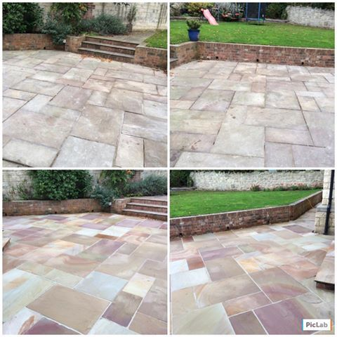 Driveway, Path and Patio Cleaning in Doncaster,