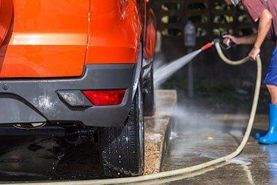 lavaggio auto con addetto AUTOLAVAGGIO G.S.P. Carmagnola (TO)