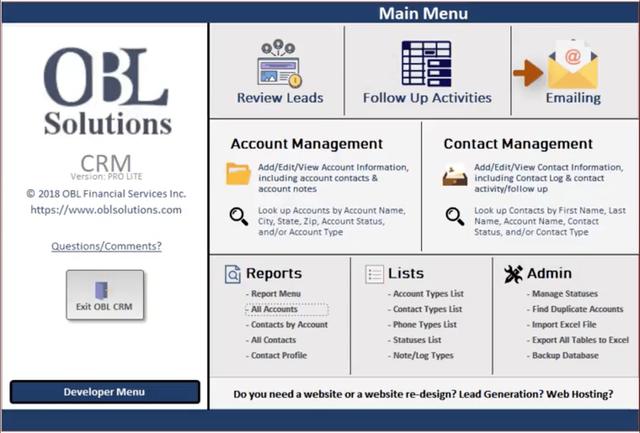 Small Business Web Design, Web Hosting, Email Hosting