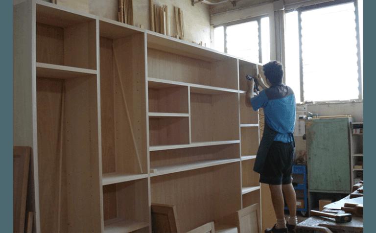Produzione mobili - Cuneo - Fratelli Gasco