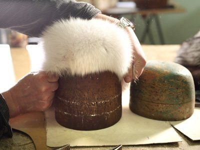 pulitura pellicce