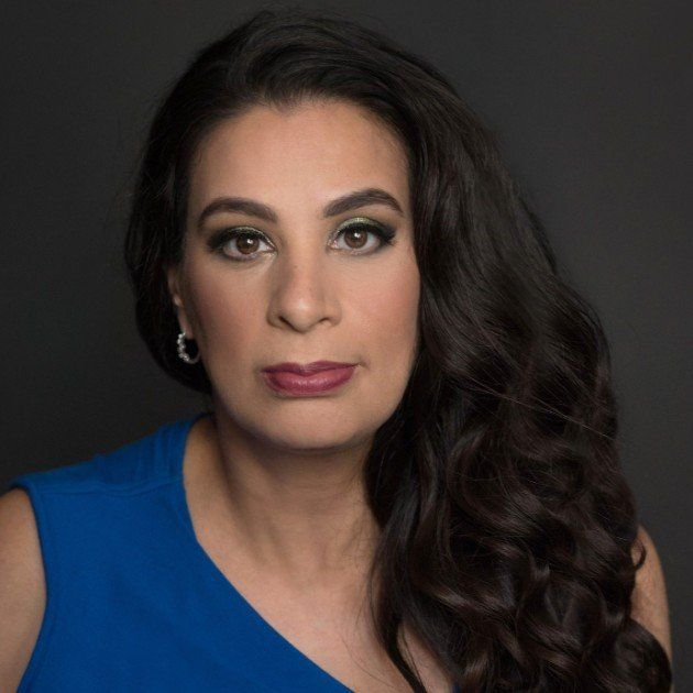 Maysoon Zayid Keynote Speaker - WME Speakers