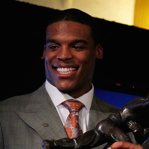 Cam Newton Keynote Speaker - WME Speakers