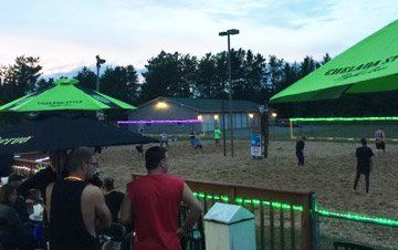 Beach Volleyball Tournament - Summer Entertainment Center