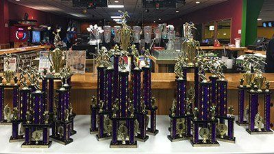 Bowling Tournament Trophies - Weston, WI