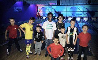 Kids Birthday Bowling Party - Weston Lanes