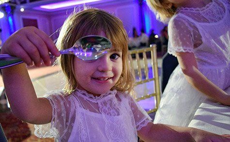 Kids Menu Options for Wedding Dishes for Reception