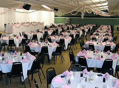 Wedding Reception Facilities - Mountain Bay Banquet Center
