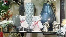 oggettistica e decorazioni floreali