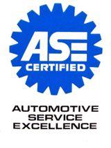 ASE Certified Mechanics