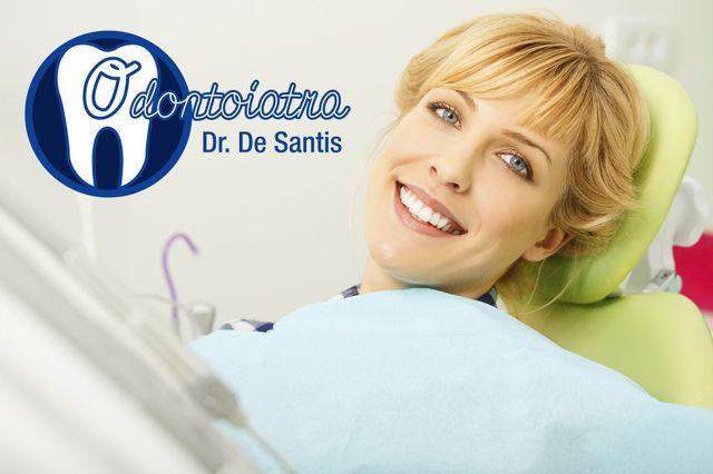 la sala dello studio dentistico