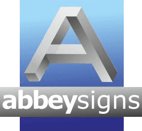 Abbey Signs logo