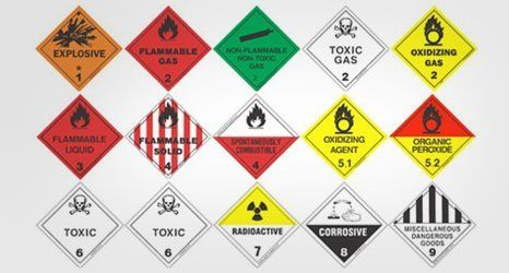Dangerous Goods Safety