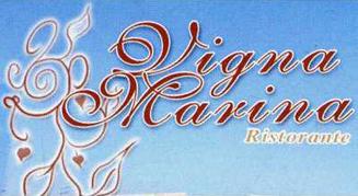 RISTORANTE PIZZERIA VIGNA MARINA - LOGO