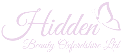 Hidden beauty logo
