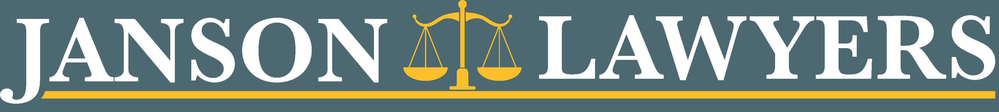 janson lawyers logo