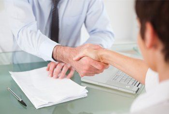 A lawyer assisting a client in Noarlunga