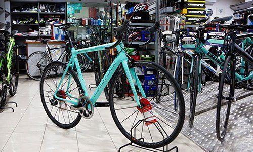 Bici da corsa  Bianchi in vendita