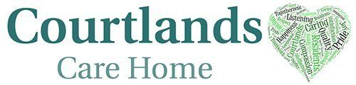 Courtlands Care Home logo