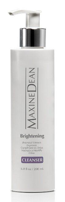 Skin Brightening Cleanser used for ingrown hair shaving