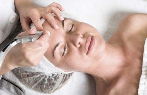 Microdermabrasion Facial