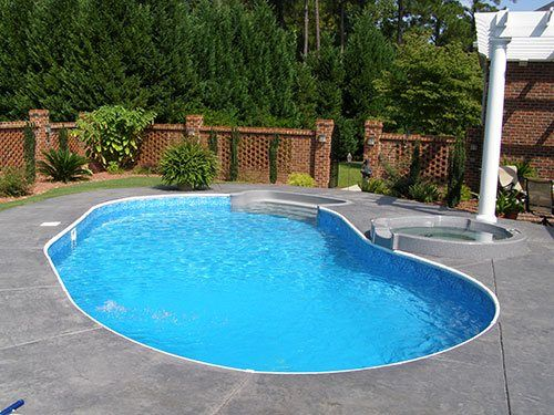Pool Installation - Fayetteville, NC - Affordable Pools