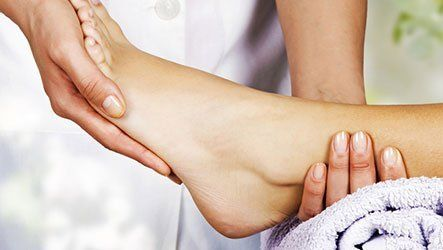 reflexology for feet