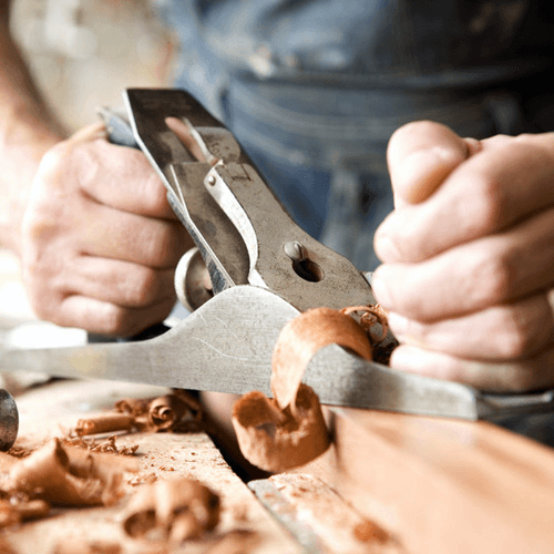 wood scrapping